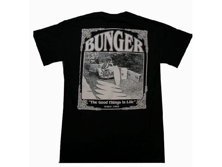 "Bunger ""The Good Things in Life"" T-shirt"