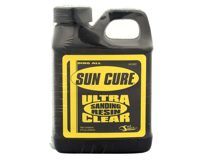 Ding All SunCure Sanding Resin