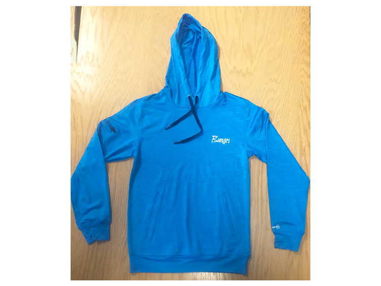 Bunger Youth Hooded Top
