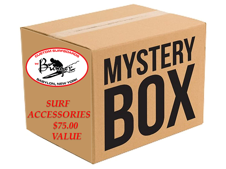Mystery Box of Surf Accessories