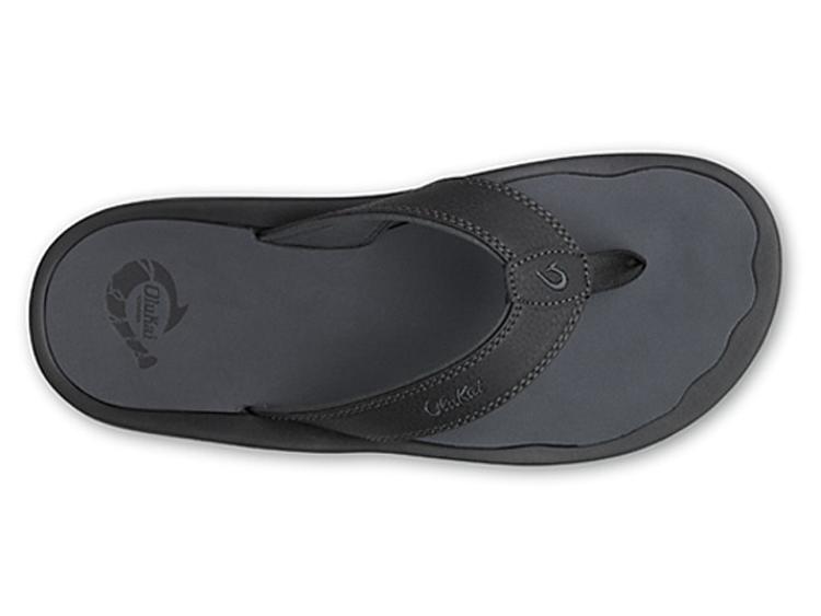 98f108110e Olukai Ohana Sandals Black