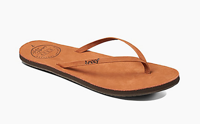 Reef Womens Uptown Leather Sandals