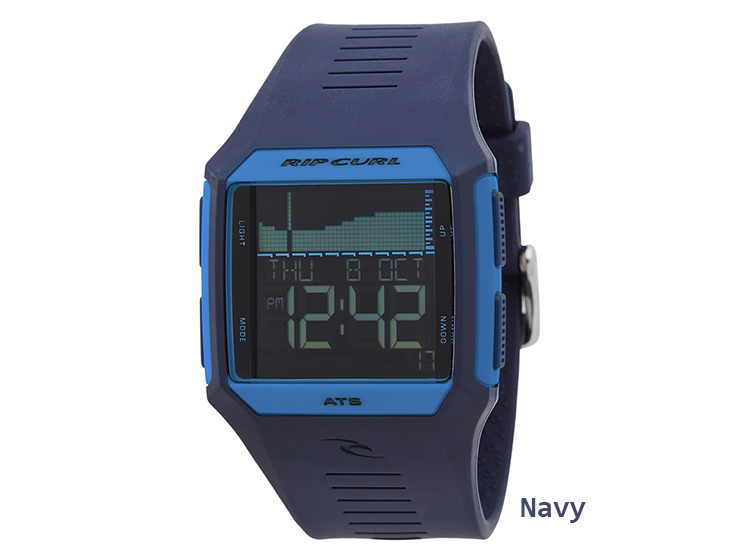 8c3f1311def5 Ripcurl Rifles Tide Watch