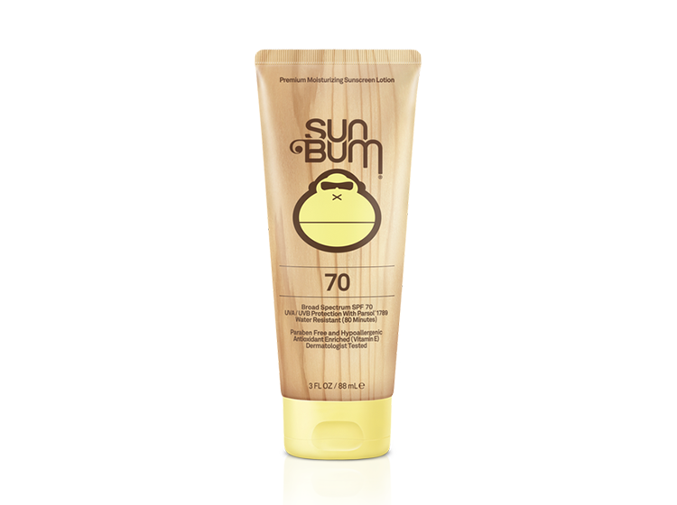 Sunbum SPF 70 Original Sunscreen Lotion - 3oz