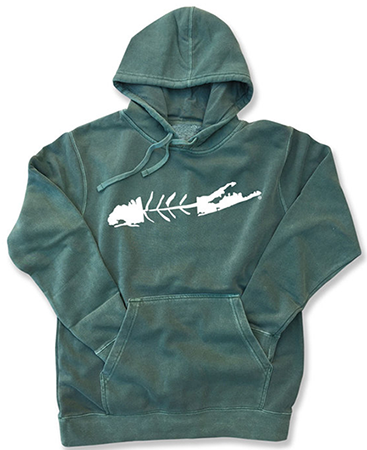 Carleton LI Fish Hooded Sweatshirt